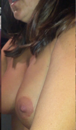 nice tits on married woman with nice tits